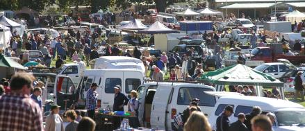 One of the largest swap Meets in the Southern Hemisphere !